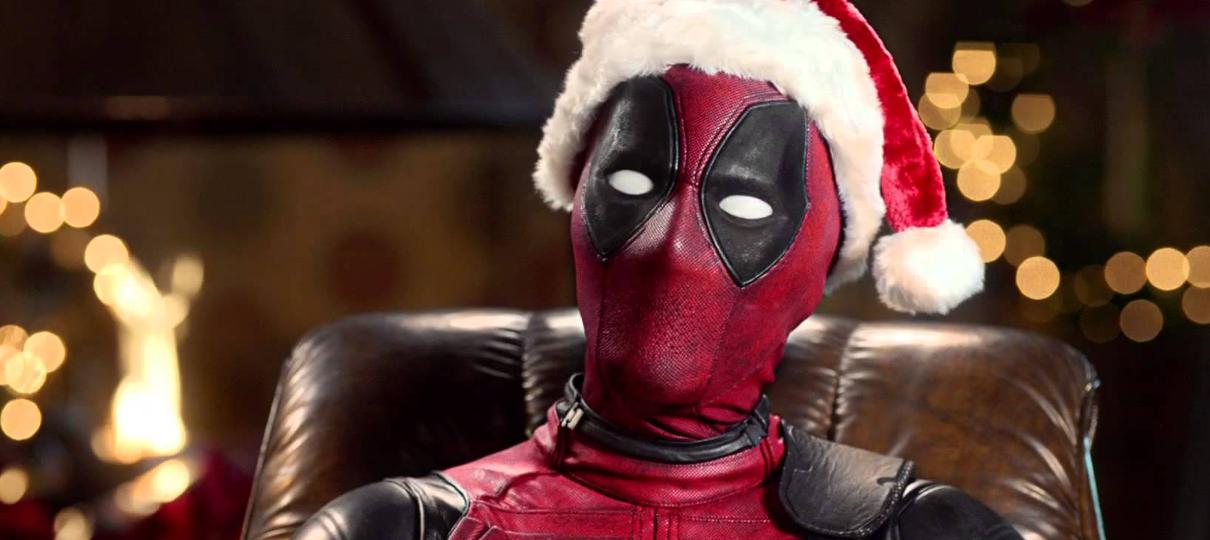 Título do filme natalino do Deadpool pode ter referência a O Estranho Mundo de Jack