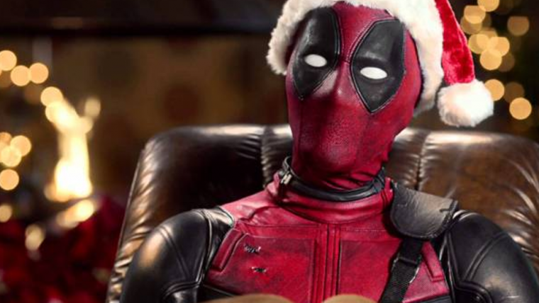 Filme natalino do Deadpool terá 15 minutos inéditos