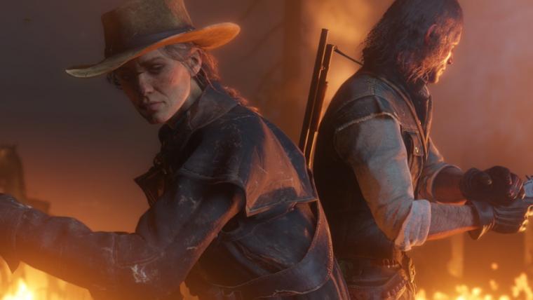Devolver Digital dará folga para seus funcionários jogarem Red Dead Redemption 2