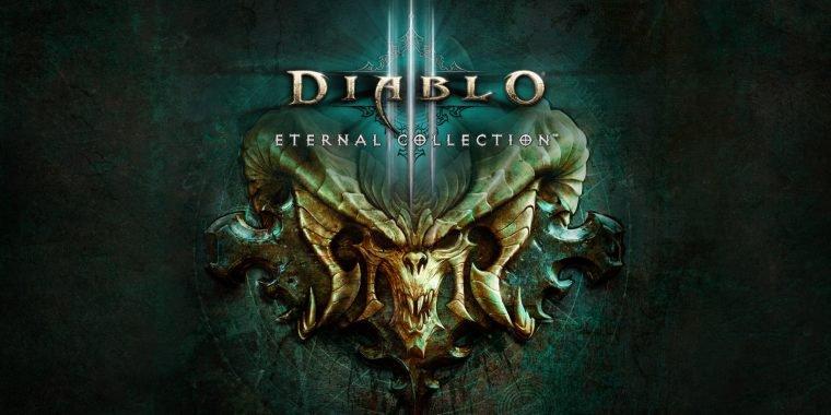Lançamentos de jogos de novembro: Diablo III: Eternal Collection