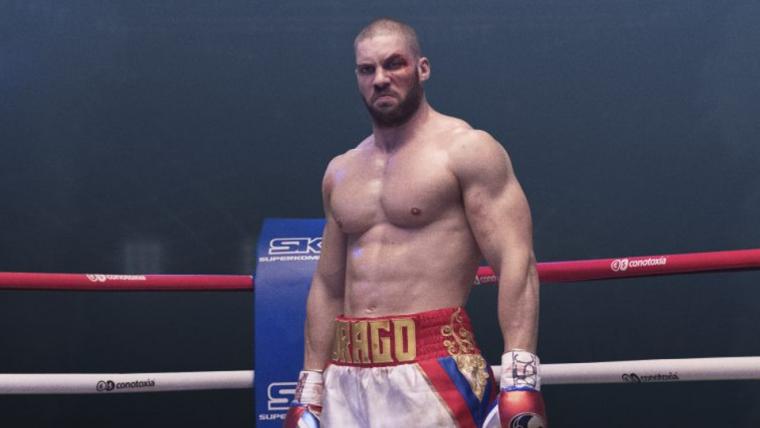 Filho de Ivan Drago aparece em novas imagens de Creed II