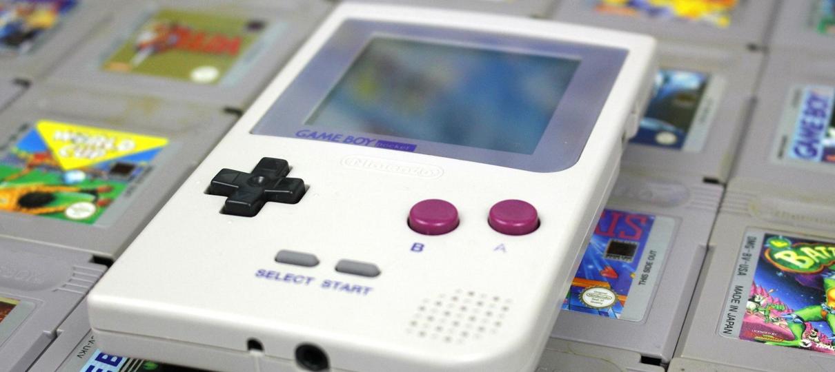 Nintendo registra patente de capinha de Game Boy para smartphones