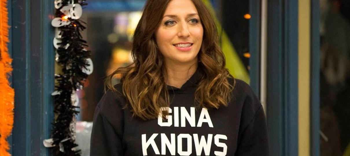 Chelsea Peretti, a Gina, está deixando Brooklyn Nine Nine