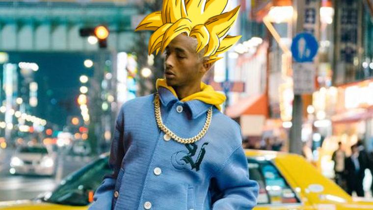 Jaden Smith lança música sobre Goku, de Dragon Ball