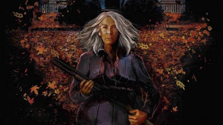 Halloween | Laurie está pronta para se defender em novo pôster