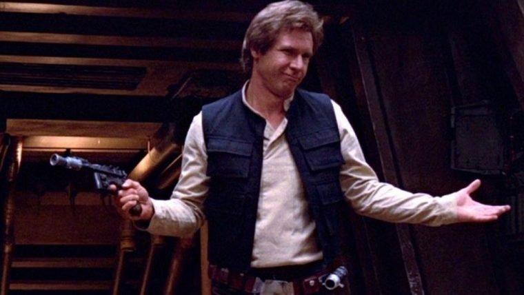 Harrison Ford foi inserido em Han Solo: Uma História Star Wars com Inteligência Artificial