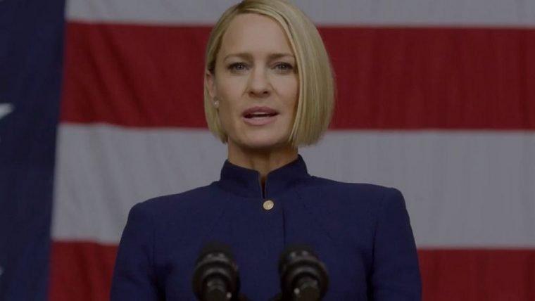 House of Cards   Claire tem cada vez mais inimigos em trailer da última temporada
