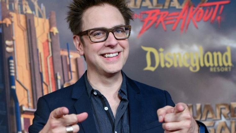 James Gunn é contratado como roteirista para Esquadrão Suicida 2