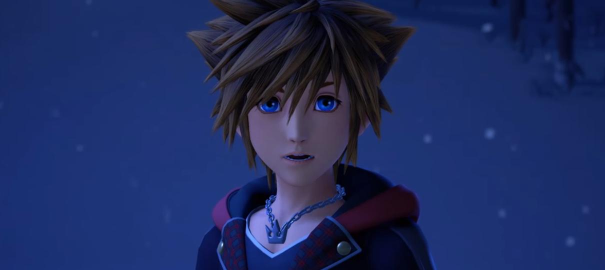 Kingdom Hearts vai ganhar versão especial com todos os jogos da franquia!