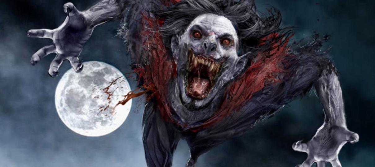 Morbius | Tyrese Gibson aparece em foto do set do spin-off de Homem-Aranha