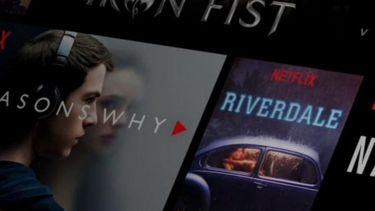 Netflix é responsável por 15% do consumo da internet mundial