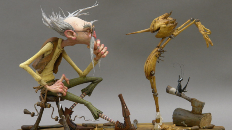 Pinóquio | Netflix vai produzir musical em stop-motion de Guillermo del Toro