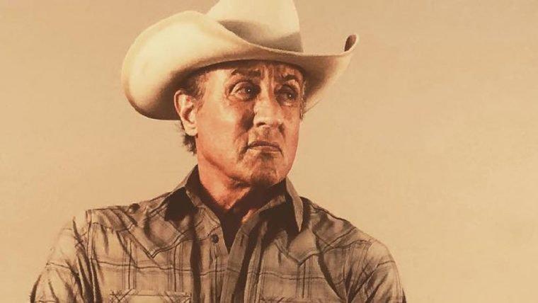 Rambo 5   Stallone compartilha imagem do começo das filmagens