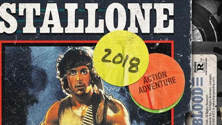 Rambo: Programado para Matar ganha Blu-ray com capa retrô inspirada em VHS