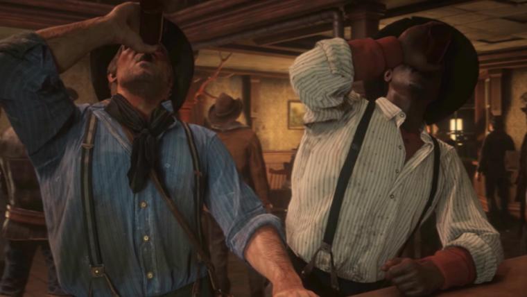 Red Dead Redemption 2 pode ter mensagem secreta relacionada ao