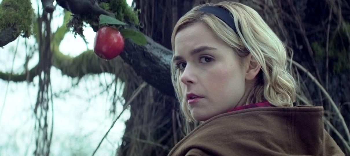 Templo satânico ameaça processar Netflix por uso do Baphomet em Sabrina
