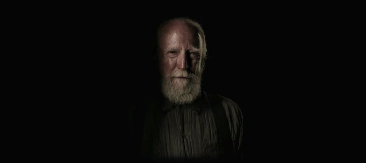 Scott Wilson é homenageado em vídeo dos bastidores de The Walking Dead