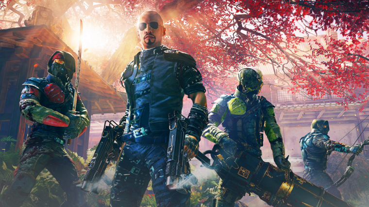 Shadow Warrior 2 está de graça para PC
