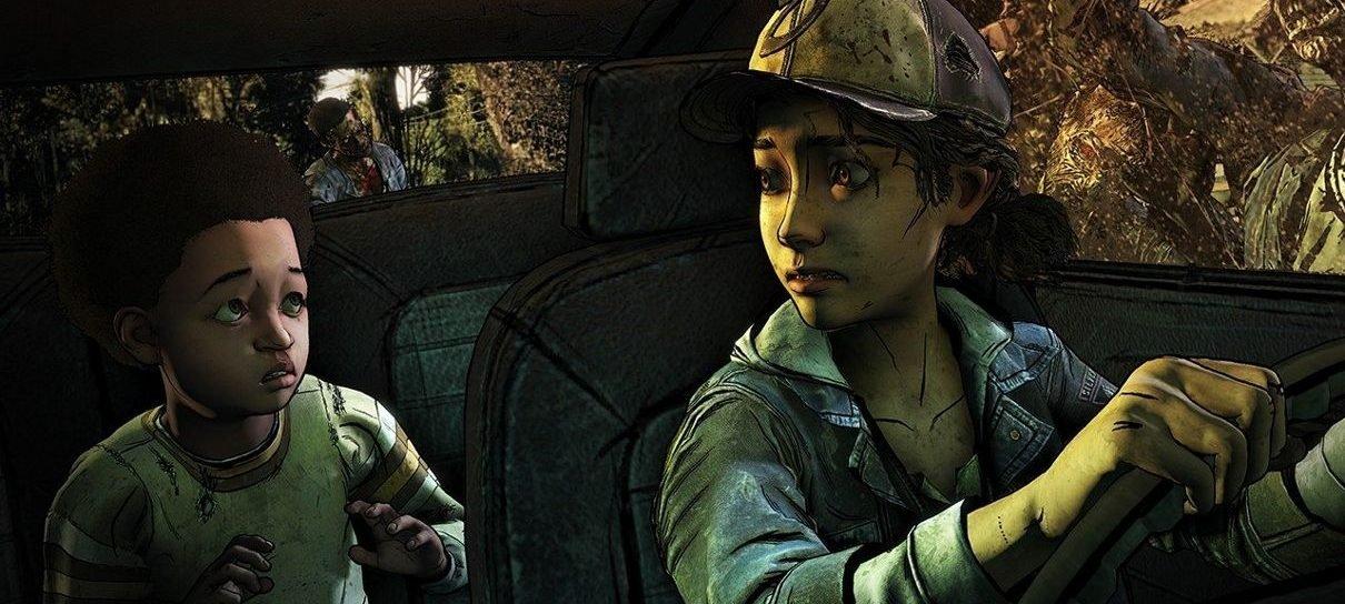 Skybound Games faz acordo com a Telltale para finalizar The Walking Dead