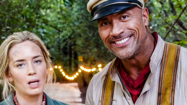 Jungle Cruise | Filme da Disney com The Rock é adiado em quase um ano