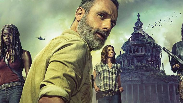 The Walking Dead retorna com sustos e conflitos previsíveis na nona temporada