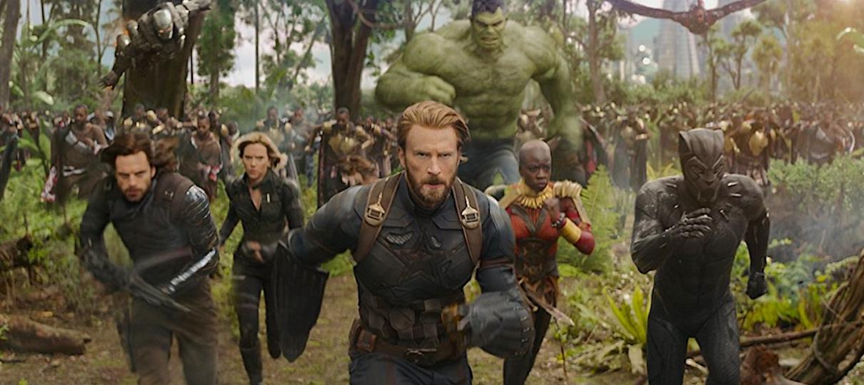 Thor, Rocket e Capitão América estão com novos uniformes em arte vazada de Vingadores 4