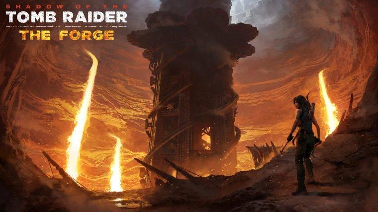 Lançamentos de jogos de novembro: The Forge