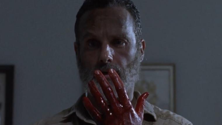 Confira o teaser do último episódio de Rick em The Walking Dead