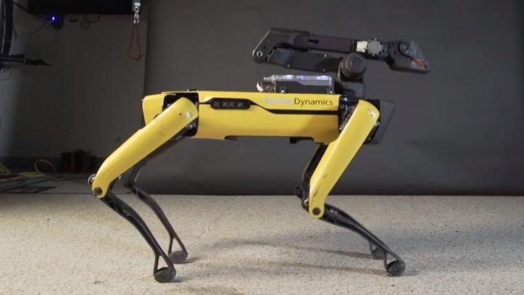 O robô da Boston Dynamics que dança é divertido e um pouquinho assustador