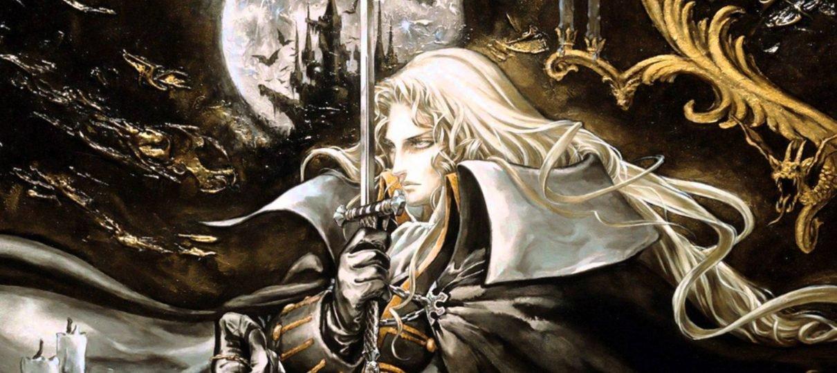 Konami não pretende lançar Castlevania Requiem fora do PS4
