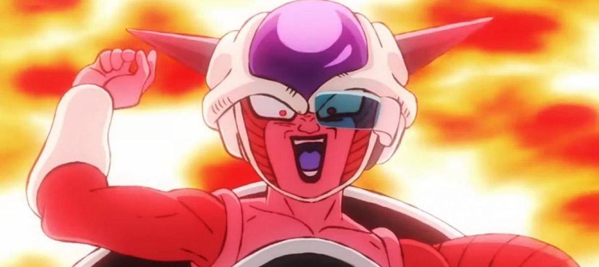 Dragon Ball Super: Broly apresentará novo Saiyajin e contará história de Freeza