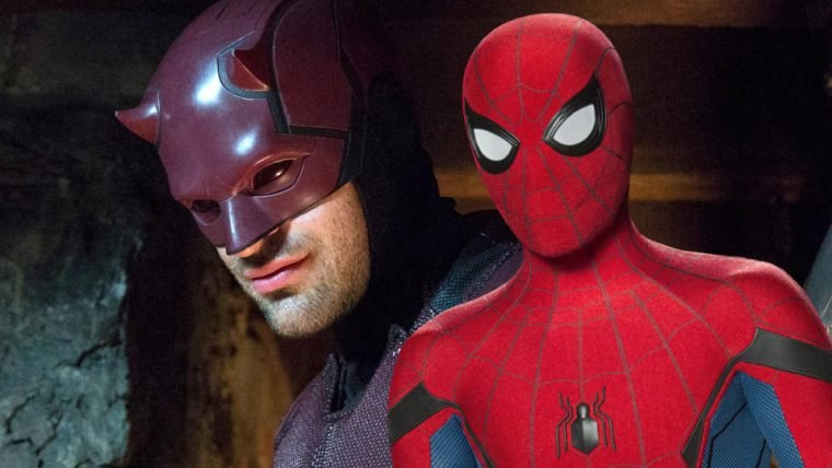 Elenco de Demolidor quer um crossover com o Homem-Aranha