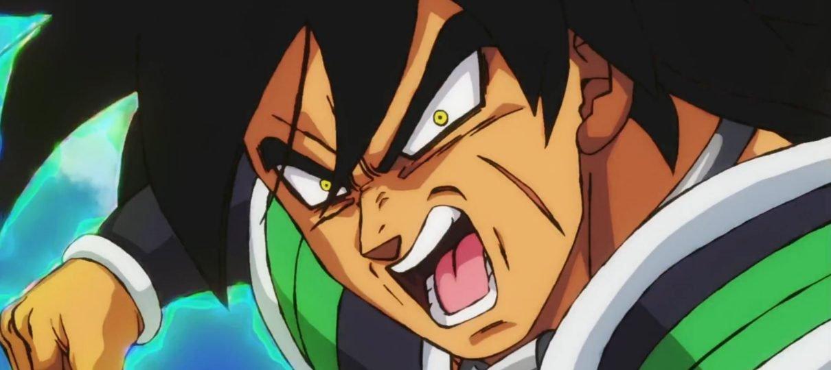 Sinopse revela detalhes inéditos de Dragon Ball Super: Broly