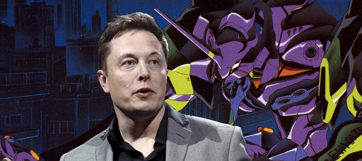 Elon Musk acha que é hora de fazer um Mecha