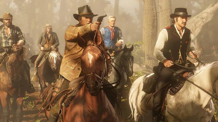 Aplicativo mobile de Red Dead Redemption 2 sugere versão de PC e suporte para VR