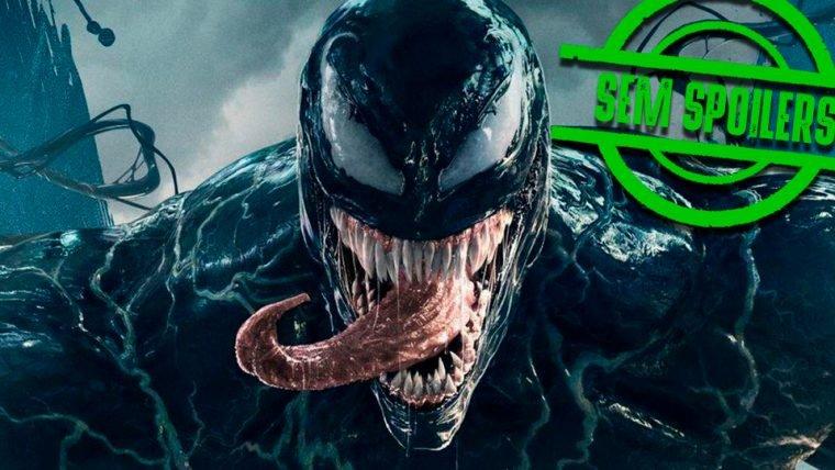 Venom, E aí? | Uma comédia romântica que não deu certo