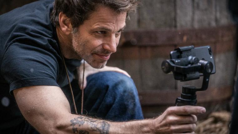 Zack Snyder e Geoff Johns devem ser produtores de Esquadrão Suicida 2