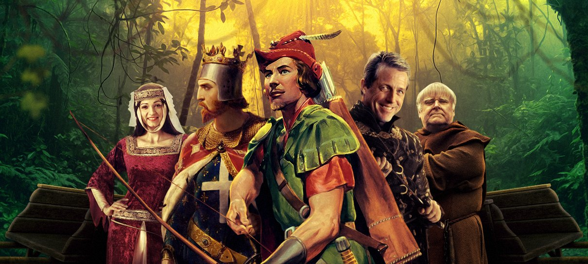 Robin Hood – O bom ladrão?