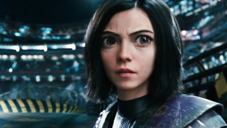 Alita: Anjo de Combate ganha novo trailer mostrando todo seu poder