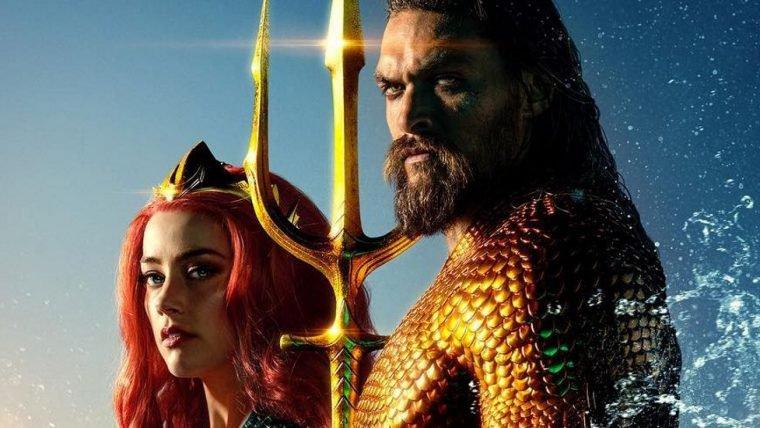 Aquaman | Jason Momoa divulga mais um pôster