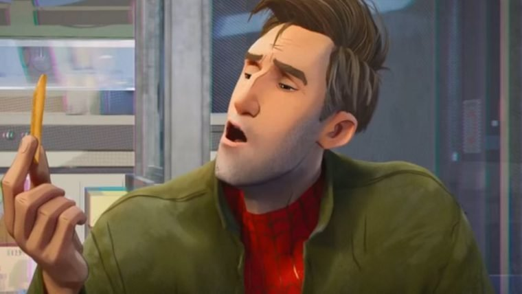Homem-Aranha no Aranhaverso | Trailer usa batatas fritas para explicar multiversos