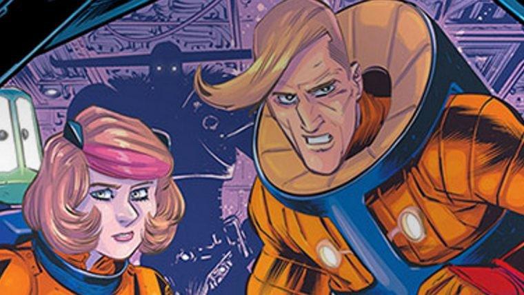 Astronauta - Entropia | Confira imagens da próxima Graphic MSP