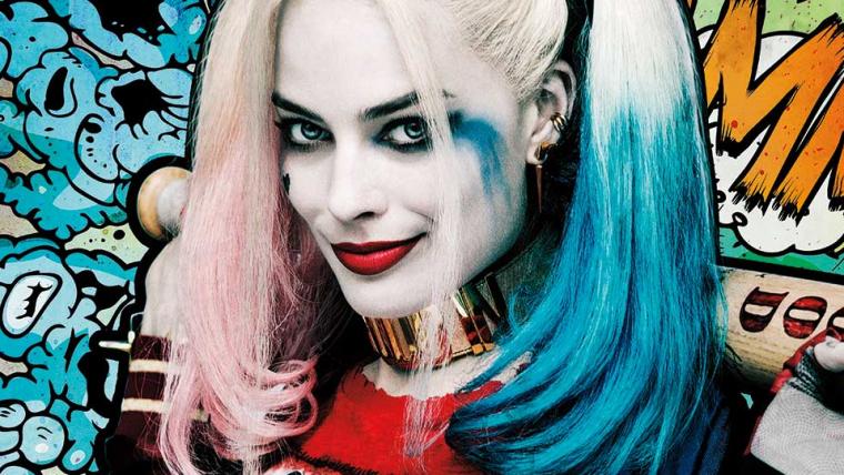 Aves de Rapina | Margot Robbie revela título oficial em foto