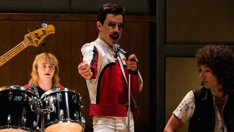 Bohemian Rhapsody lidera na bilheteria brasileira