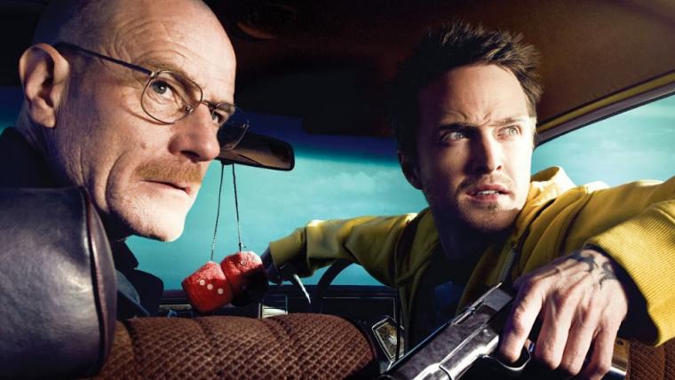 Breaking Bad ganhará filme comandado por Vince Gilligan