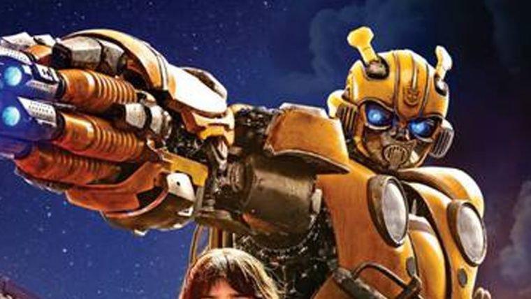 Bumblebee | Autobot está pronto para a batalha no pôster nacional do filme
