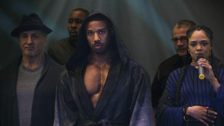 Creed II | Michael B. Jordan está pronto para lutar em novas fotos