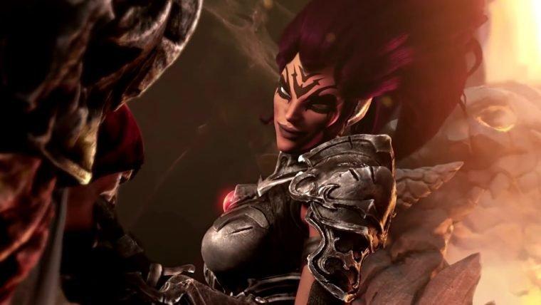 Darksiders III ganha trailer cinemático exibindo personagens