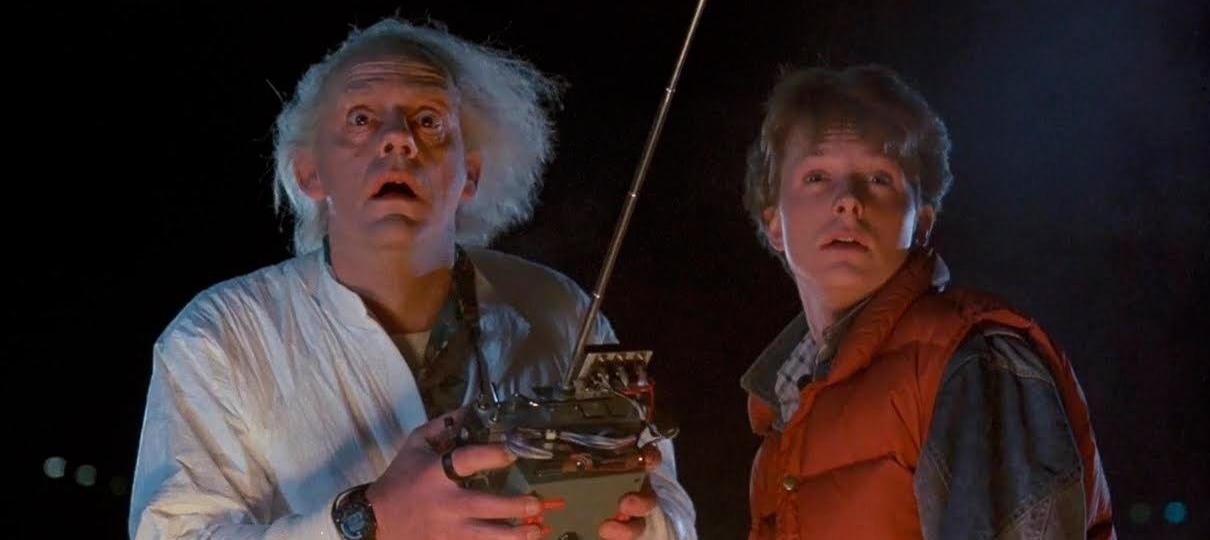 71% do público gostaria de ver um reboot de De Volta Para o Futuro, aponta pesquisa