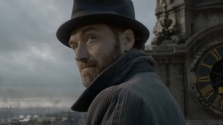 Relação de Dumbledore e Grindelwald é destaque de novo clipe de Animais Fantásticos 2